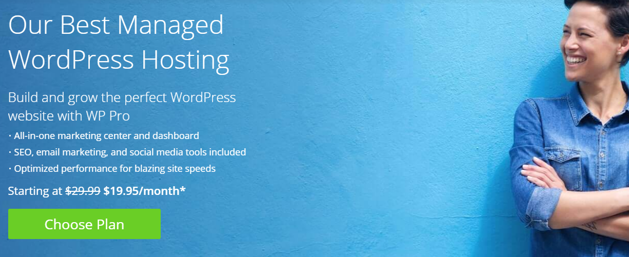 WP Pro managed WordPress hosting.
