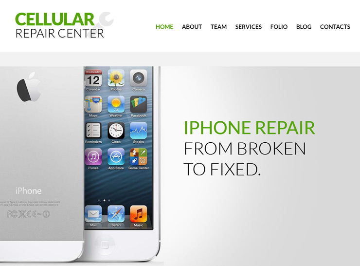 Cellular Repair Center
