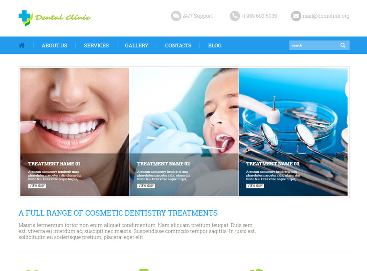 Dental Clinic 52639