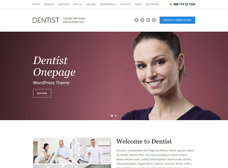 Dentist WP