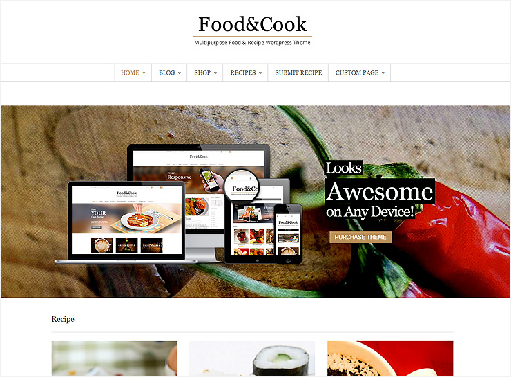 Food and Cook