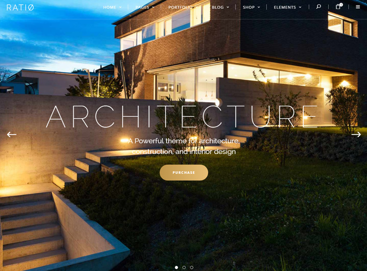 Ratio - Architecture, Construction, and Interior Design